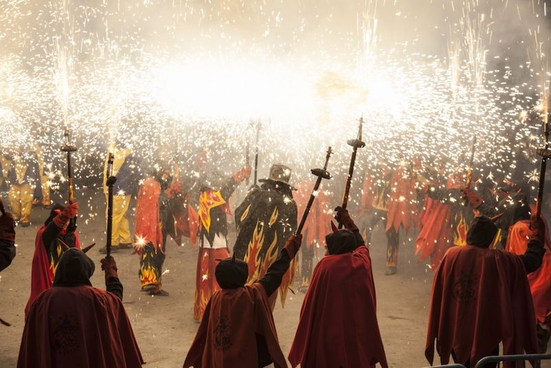 Festa Major de Gràcia, Barcelona