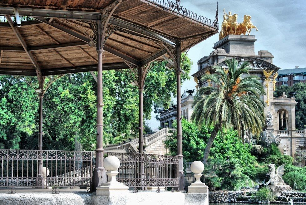 Explore Barcelona and its open air activities