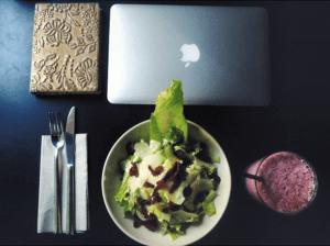 Find co-working cafés in Barcelona