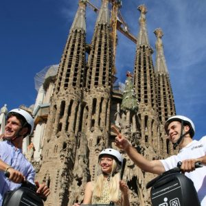 Sagrada Familia Segway Tour Group
