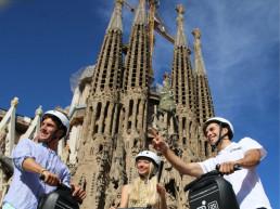 Sagrada Familia Segway Tour Group
