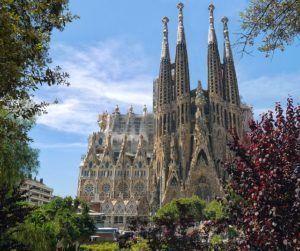 Sagrada Familia, Barcelona by Patrice Audet