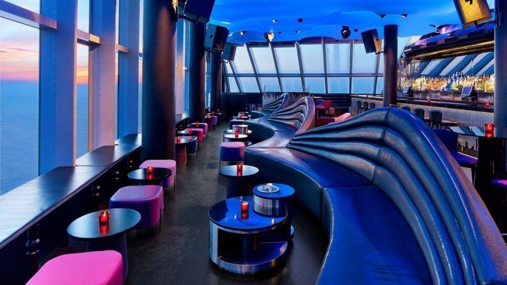 Hotel W - Eclipse Bar - Lounge