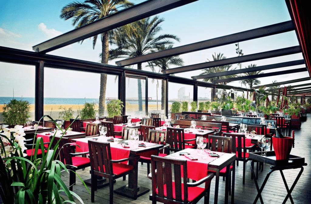 Shoko Barcelona Restaurant and Lounge Club