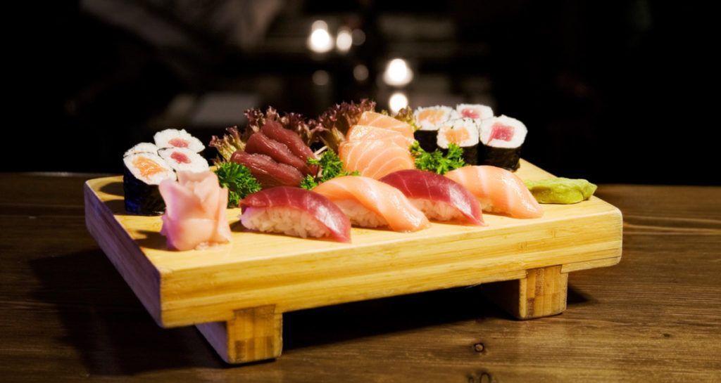 Kibuka Barcelona - best sushi