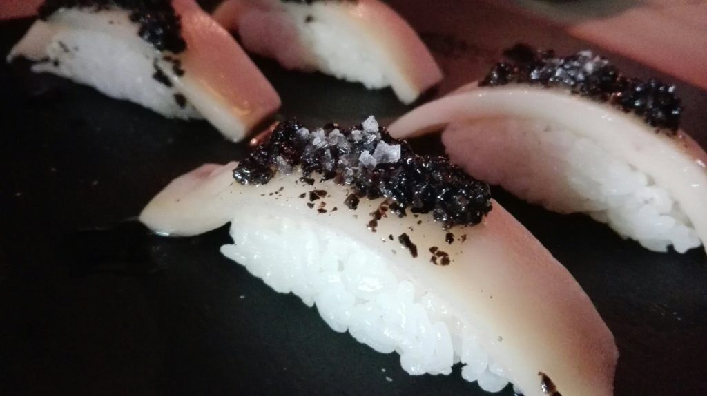 Parco Barcelona - best sushi