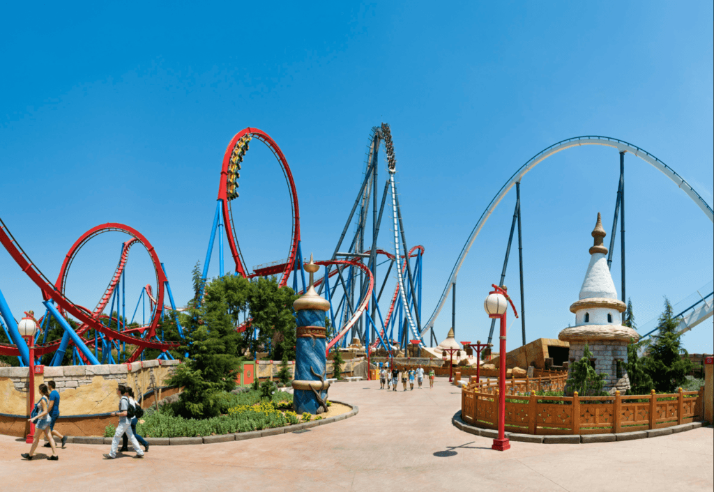 Port Aventura World Theme Park