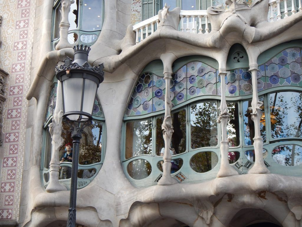 Casa Batlló en Barcelona