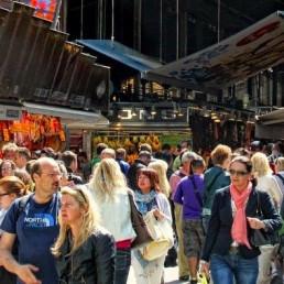 Best food markets in Barcelona