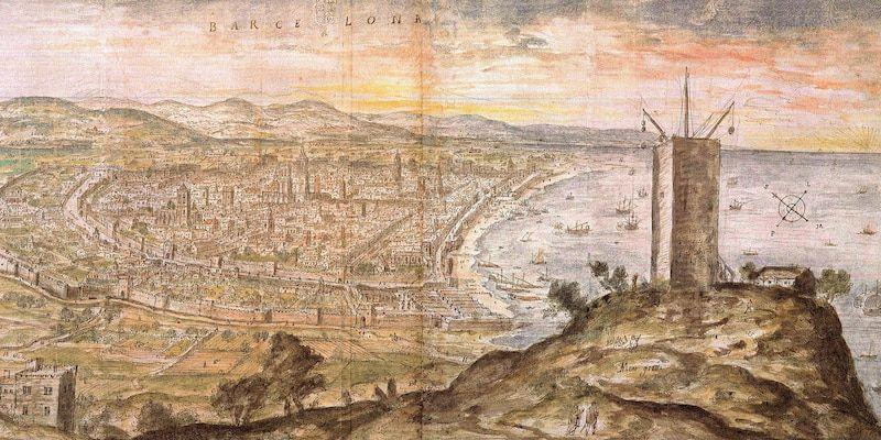 Montjuic Castle History