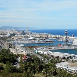 Best viewpoints in Barcelona - Instagram