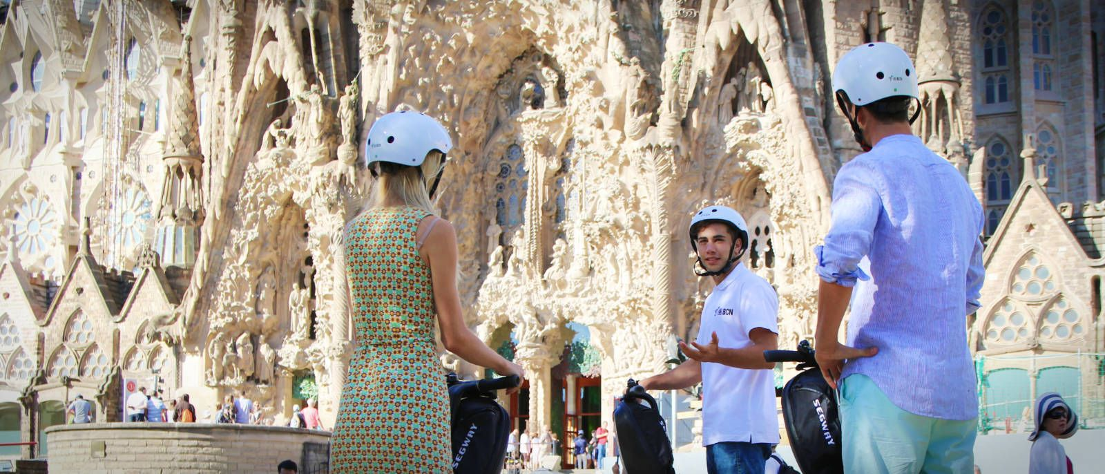 Gaudi Segway Tour Sagrada Familia