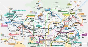 Getting around Barcelona : transport guide