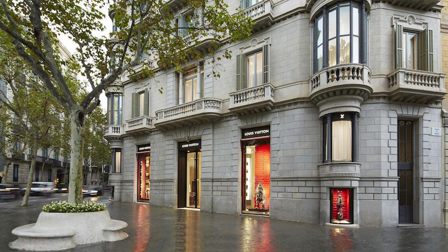 Luxury shopping in Barcelona: where to go