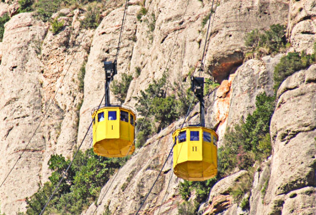 Aeri de Montserrat - Cable Car