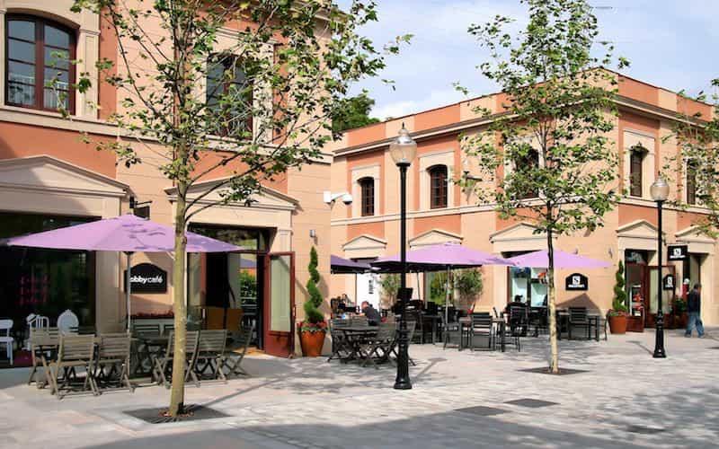La Roca Village Shopping Experience