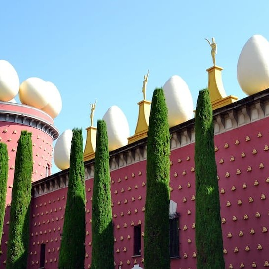 Dalí Museum in Figueres