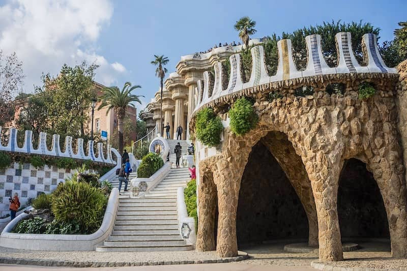 Everything you need to know about Barcelona's Park Güell