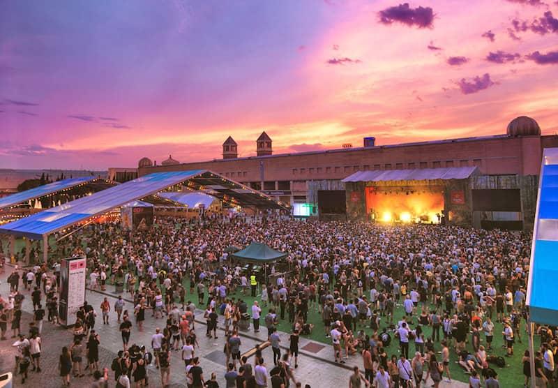 Sónar Festival Barcelona