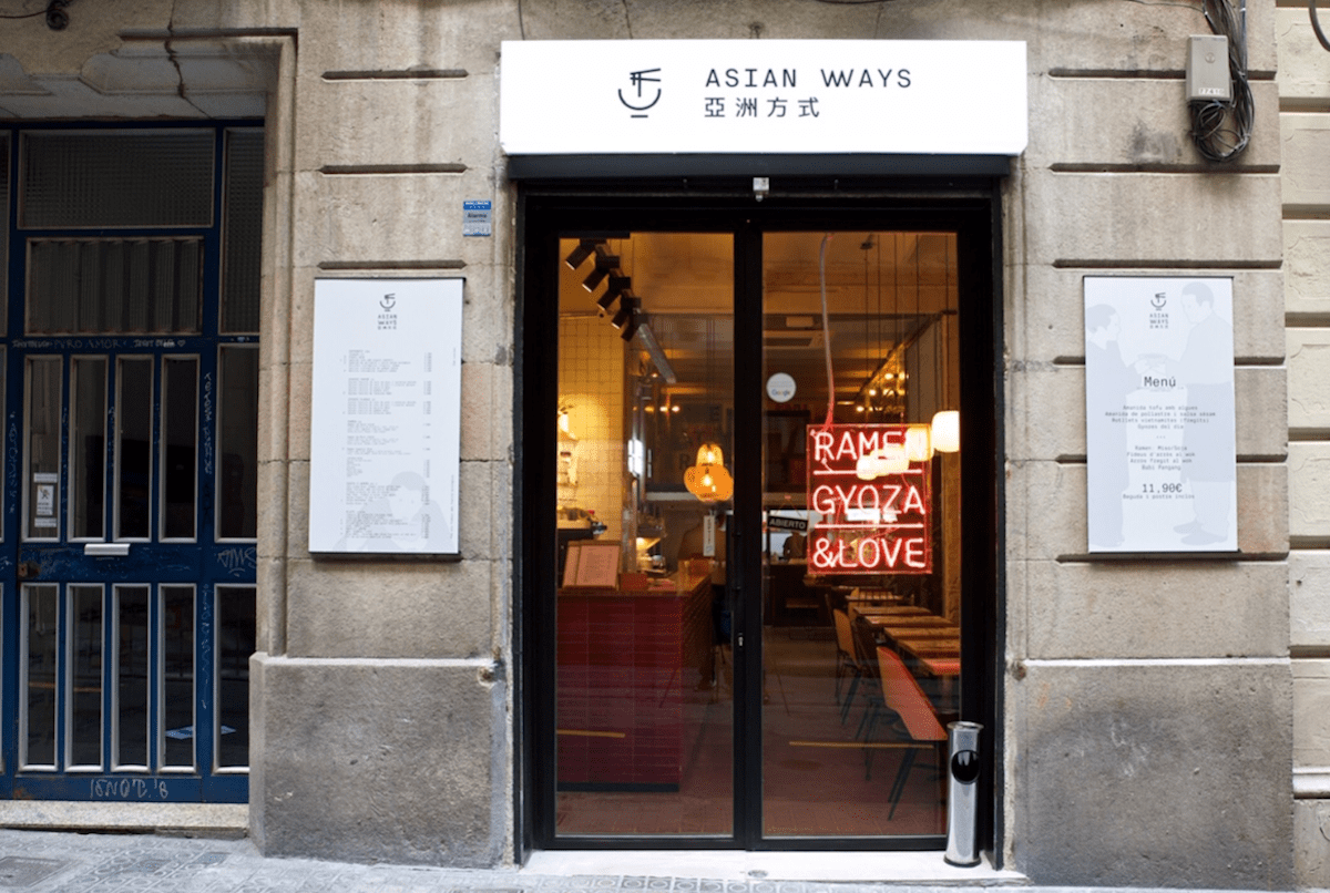 1. Best Asian Restaurants in central Barcelona - Asian Ways-min